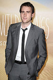 Matt Lewis knows how to work the suit. Here he is at the UK premiere for Where the Wild Things Are.