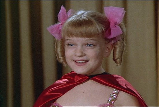 """Cindy Brady, the new Shirley Temple."" — Cindy"