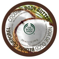 The Body Shop Coconut Body Butter, $27.95