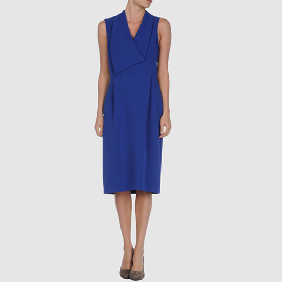 Max Mara 3/4 Length Dress, $195