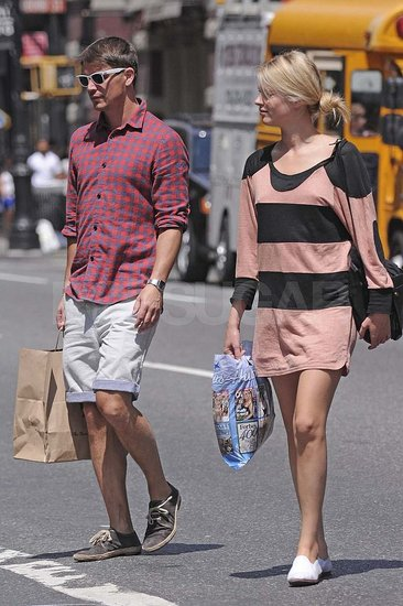 Josh Hartnett and Sophia Lie Stroll SoHo Together