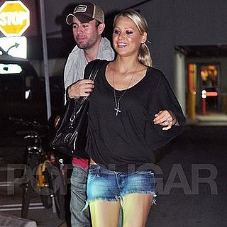 Anna Kournikova and Enrique Iglesias Pictures Together in Miami