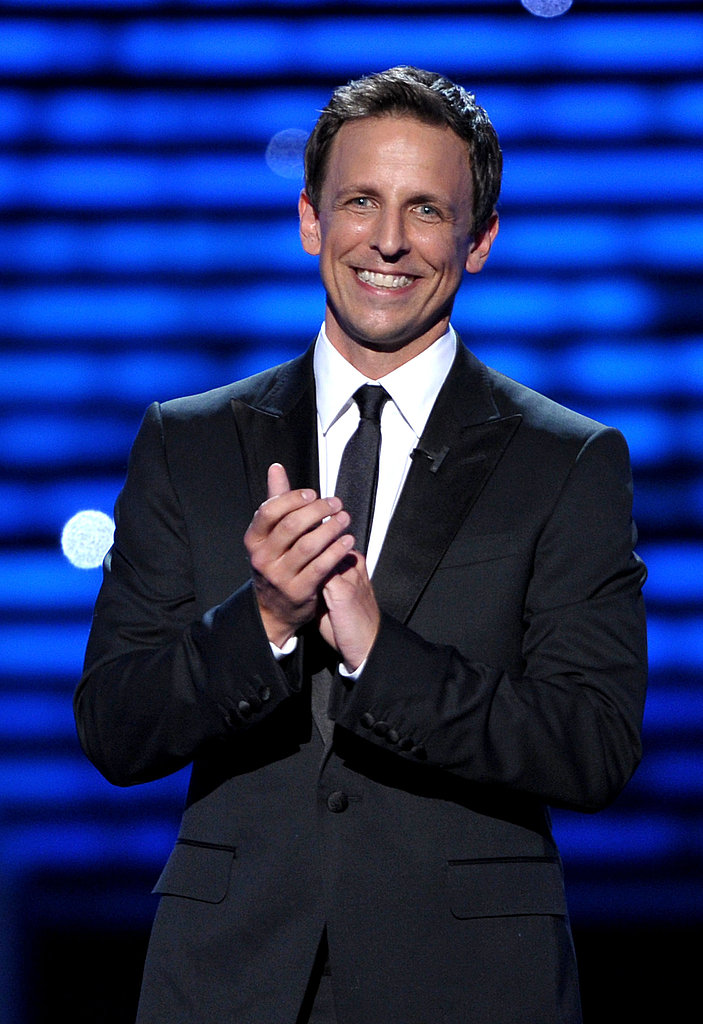 Seth Meyers hosted the ESPYs.