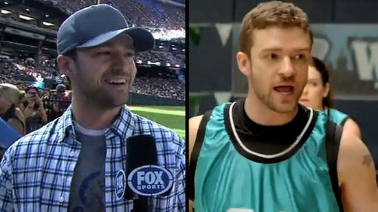 Video: Justin Timberlake Proclaims His Love — For Beer!