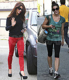 Ashley Greene Takes a Meeting While Ex Joe Jonas Steps Out With a New Lady