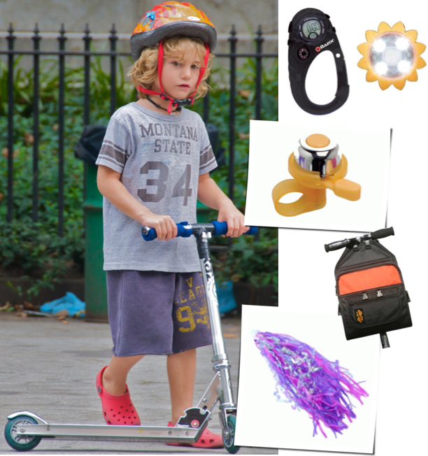Bike and Scooter Accessories For Kids