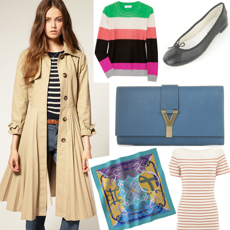 Happy Bastille Day! Shop Our Top Ten Frenchy Fashion Buys