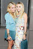 Ashley Olsen and Mary-Kate Olsen for The Row handbags.