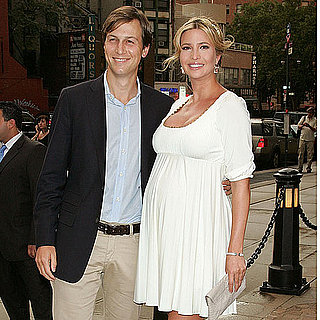 Ivanka Trump Pregnant Pictures at a Screening With Nicole Kidman