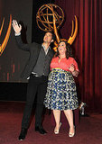 Joshua Jackson and Melissa McCarthy announce the Emmy nominees.
