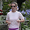Pippa Middleton Pictures Running in London