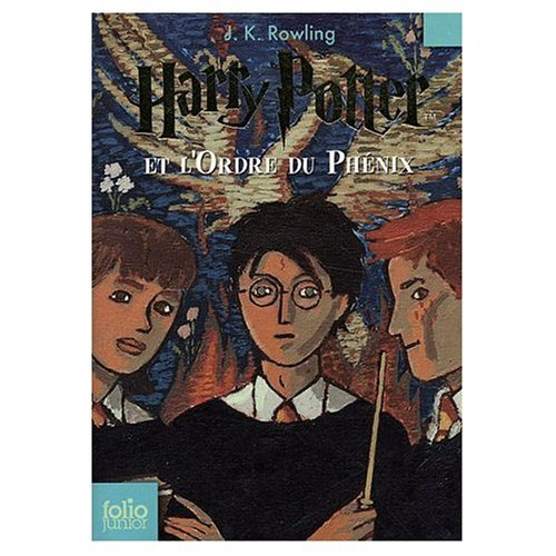 French Harry Potter and the Order of the Phoenix