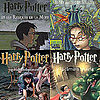 Harry Potter International Book Covers