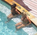 Jamie Lynn Spears and Lynne Spears Break Out Bikinis to Chill Poolside With the Kids!