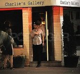 Robert Pattinson at Charlie's Gallery bar in Toronto.