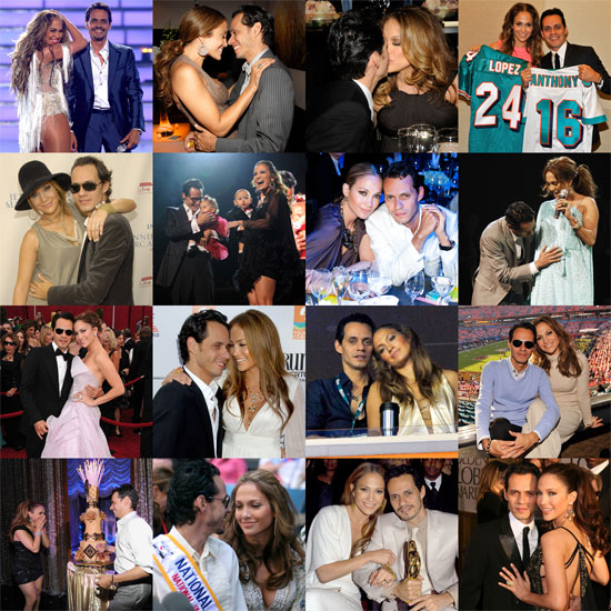 Jennifer Lopez and Marc Anthony — The Way They Were!