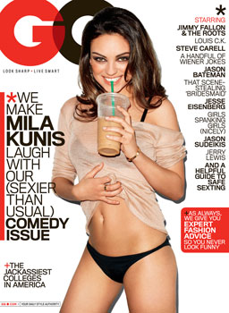 Mila Kunis Is a Certified Geek