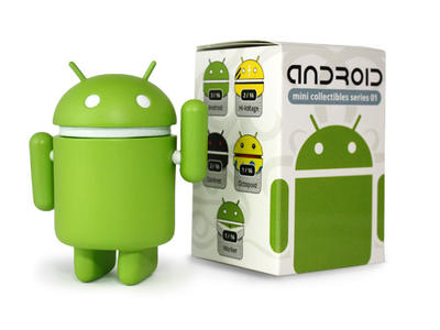 Android by Andrew Bell