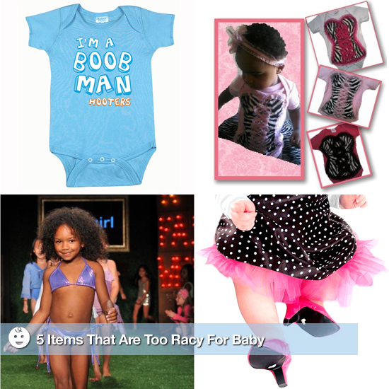 Inappropriate Clothes For Kids
