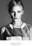 Calvin Klein Gets Steamy With Lara Stone