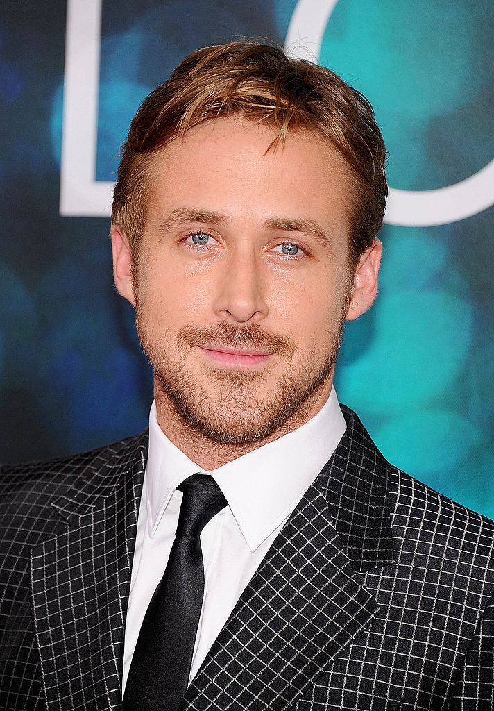 Ryan Gosling at the Crazy Stupid Love premiere in NYC.