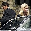 Kate Moss and Jamie Hince Pictures Together in London