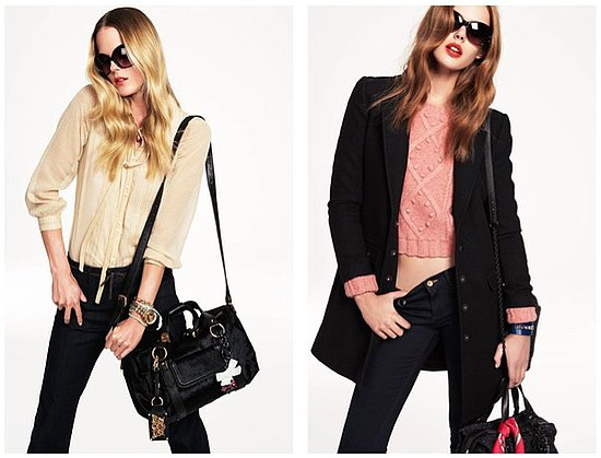 Juicy Couture Gets Fresh For Its Fall Lookbook