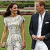Prince William and Kate Middleton Move Into Kensington Palace 2011-07-19 11:10:24