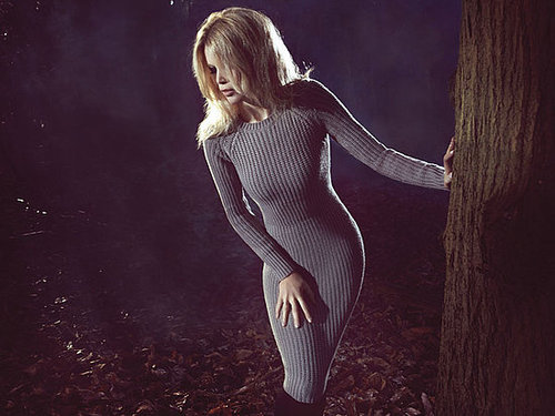 Claudia Schiffer Cashmere Fall 2011 Lookbook