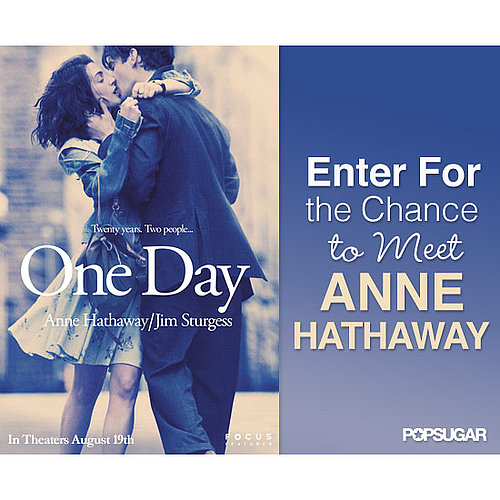 Win a Trip to Meet Anne Hathaway in NYC