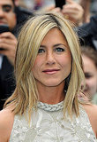 Jennifer Aniston close-up at London Horrible Bosses premiere.