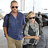 Reese Witherspoon and Jim Toth Departing LAX Pictures
