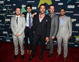 "Mark Wahlberg and the Entourage Guys Premiere Their Final and ""Best Season Yet"" in NYC"