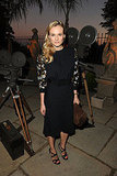 Diane Kruger at a Miu Miu party.