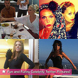 Gwen Stefani, Nicole Richie, Jenna Dewan, and More in This Week's Fun and Funny Celebrity Twitter Pictures!