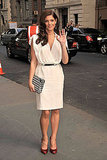 Ashley Greene — The Classic Wrap