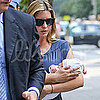 Ivanka Trump With Baby Arabella Pictures