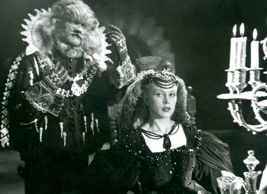 La Belle et la Bte, 1946