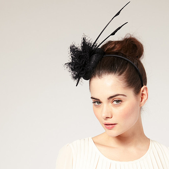 Asos Sinamay Fascinator, $43