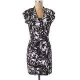 Jessica Simpson Blurry Floral Dress, $118