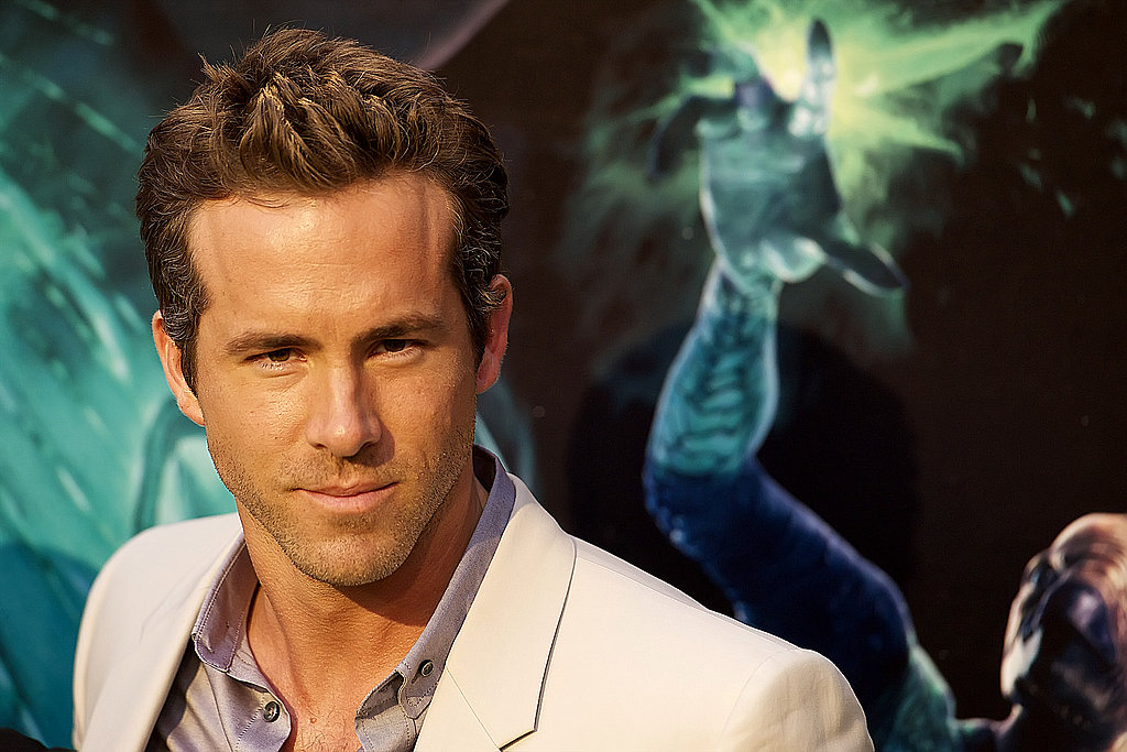 Ryan Reynolds stepped out at the Spanish premiere.
