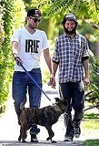 New Pics : Rob out with Tom &amp; Bear in California And Hot HQ pics of Kris at Yoga Studio (1st July weekend)