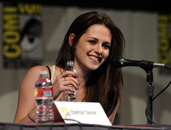 Kristen Stewart Shares the First Images of Her Snow White Character at Comic-Con