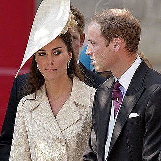 Pictures of Kate Middleton, Prince William, Prince Harry After Zara Phillips and Mike Tindall's Royal Wedding