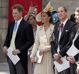 Prince William, Kate, and Prince Harry Congratulate Zara and Mike After Their Wedding With More Royals