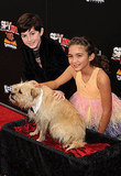 Mason Cook and Rowan Blanchard