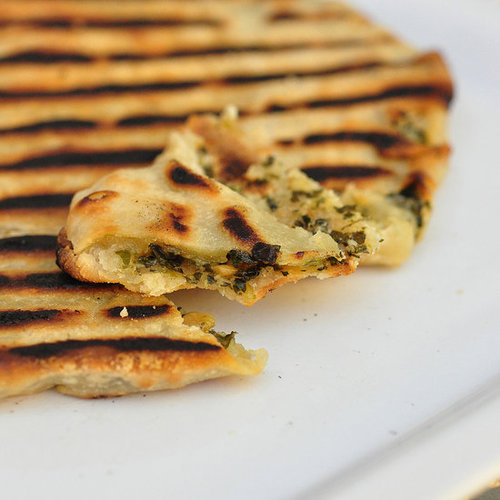 Grilled Flatbread Recipe