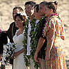 Jake and Maggie Gyllenhaal Pictures at Stephen Gyllenhaal&#039;s Wedding