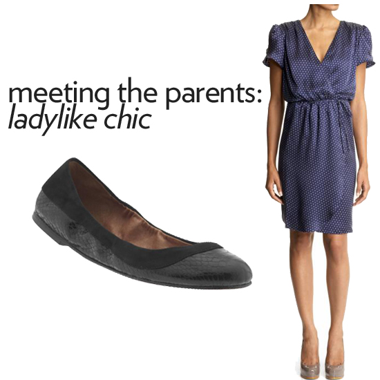 What to Wear: Meeting the Parents