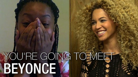 "Beyoncé I'm a Huge Fan: Learning the ""Run the World (Girls)"" Dance From Beyoncé's Dancers!"
